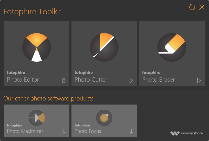 Photo Effect Editor Programs and Apps - Install Fotophire