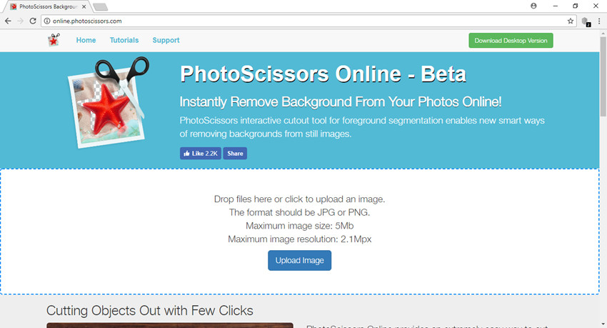 online photo editor png