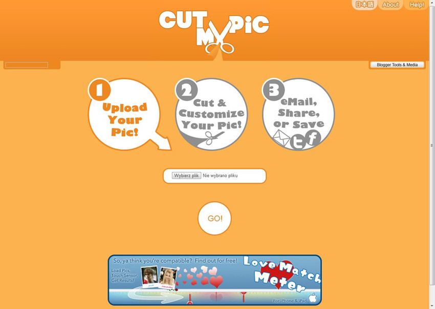 Helpful Websites to Crop Images Online - CutMyPic