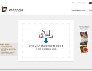 Helpful Websites to Crop Images Online - Croppola