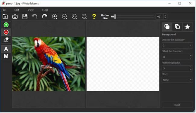 Easy Background Changer - Teorex PhotoScissors