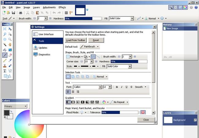 Face Crop Editor - Paint.NET