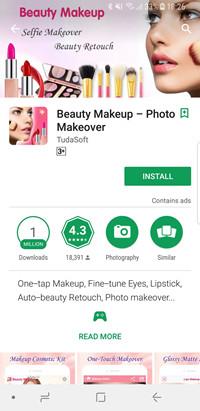 Face Makeup Editors - Beauty Makeup