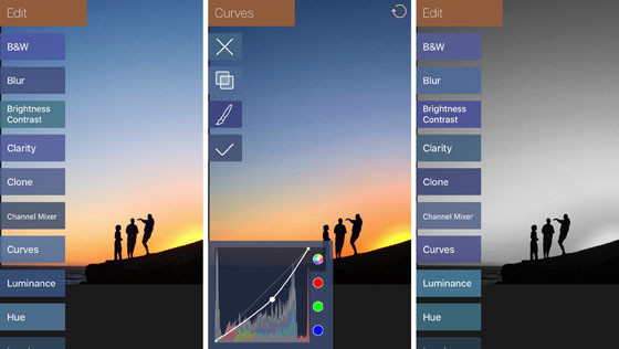 Free Photo Editor Software and Apps - Filterstorm Neue