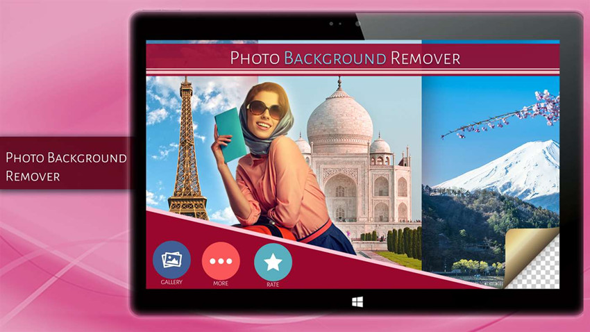 HD Photo Background Changer Software & Apps - Photo Background Remover