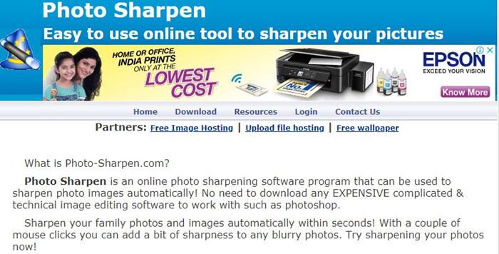 Most Helpful Deblur Software - Photo Sharpen