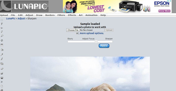 Most Helpful Deblur Software - Lunapic