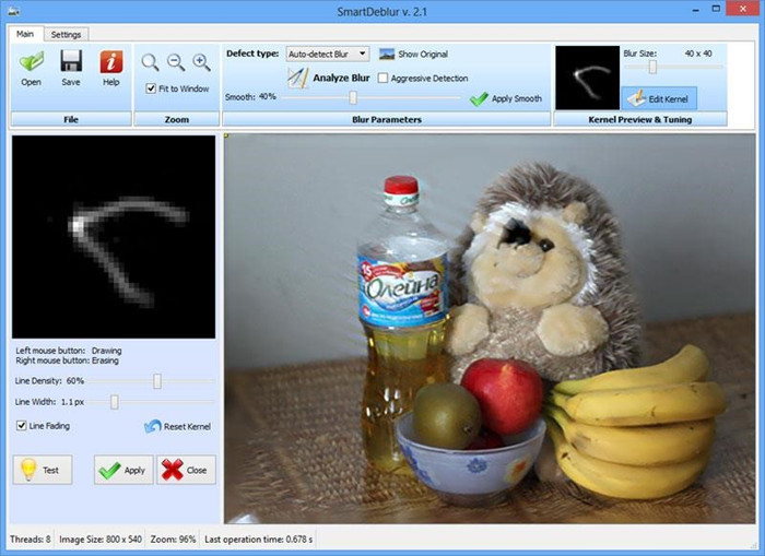 Most Helpful Deblur Software - SmartDeblur