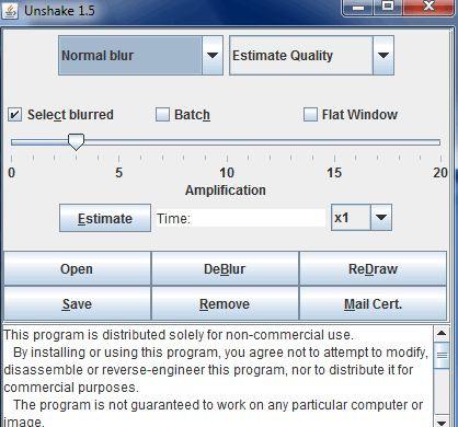 Most Helpful Deblur Software - Focus Magic