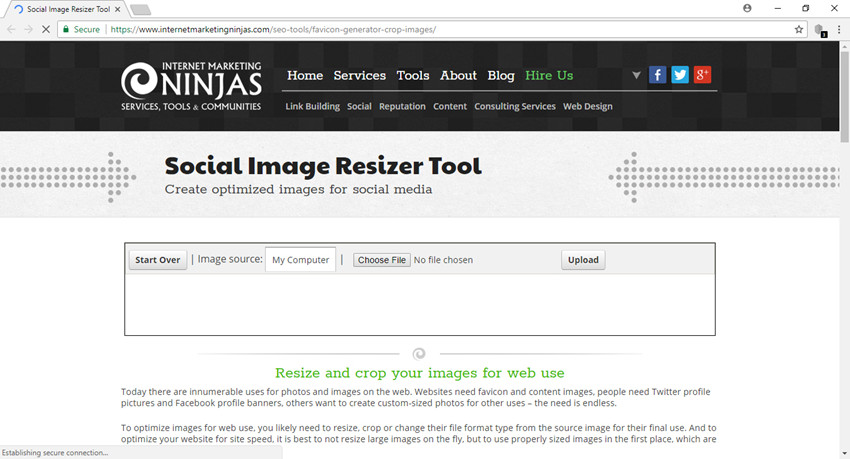 Image Resizer for Windows -