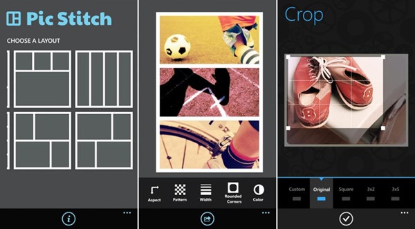 Top Instagram Photo Editor Apps - PicStich