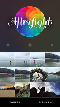 Top Instagram Photo Editor Apps - Afterlight