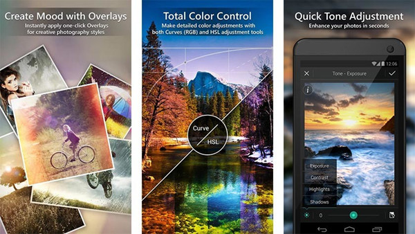 Top Instagram Photo Editor Apps - PhotoDirector