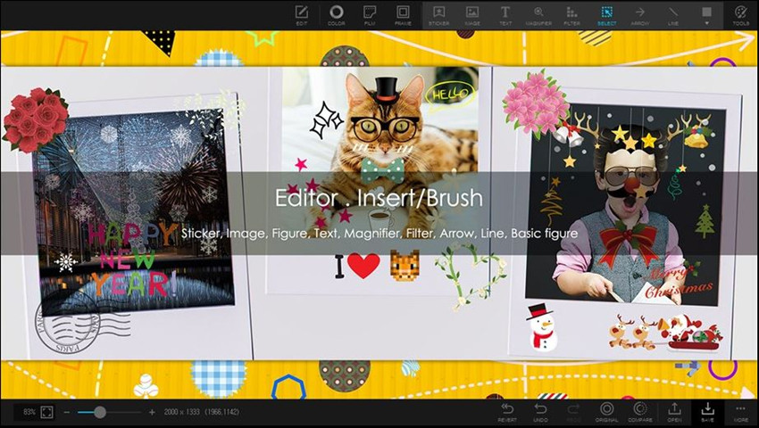 Love Photo Editor Software & Apps -PhotoScape