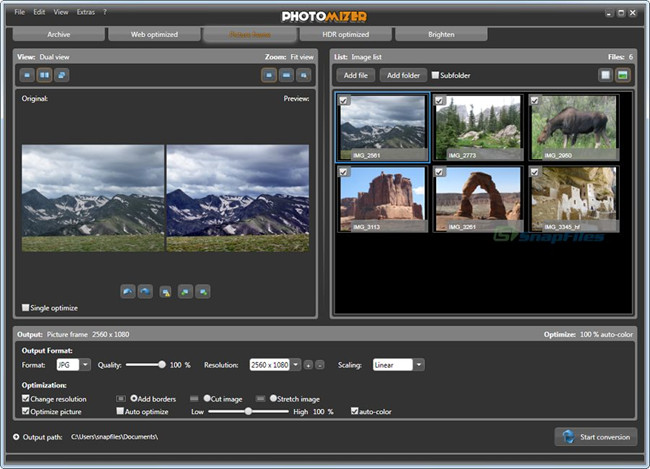 New Photo Editor Software & Apps - Photomizer