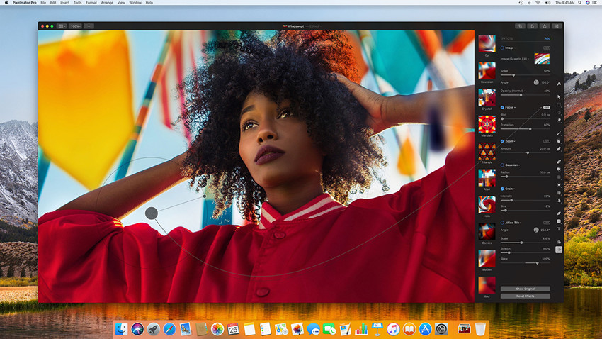 What's the Perfect Photo Background Changer - Pixelmator