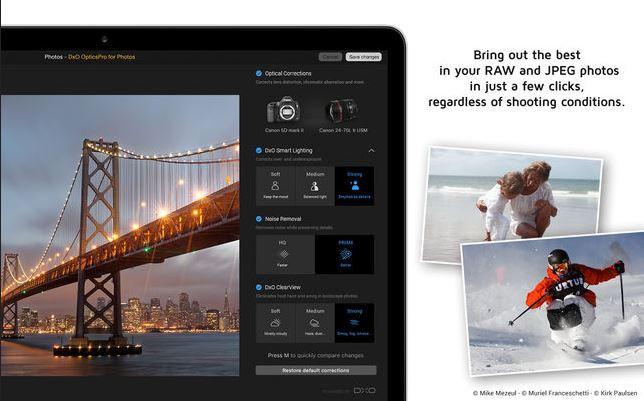 Most Helpful Photo Background Changer Software - DxO Optics