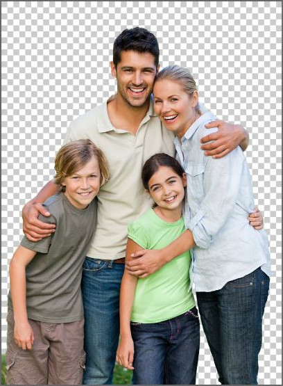 Photo Background Changer Software for Windows 7 - Make Background Transparent