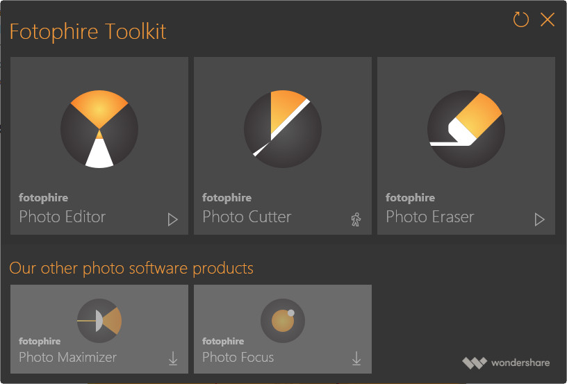 Most Helpful Photo Background Changer Software - Install and Start Fotophire Editing Toolkit