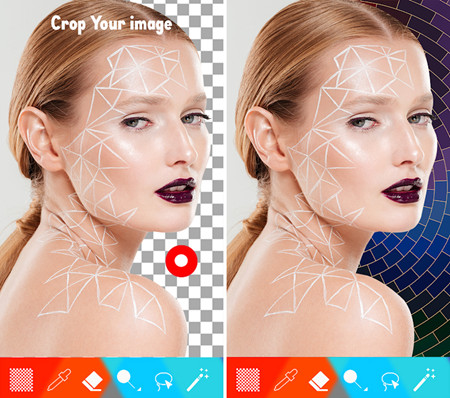 Photo Background Remover Software & Apps - Auto Background Eraser + Changer
