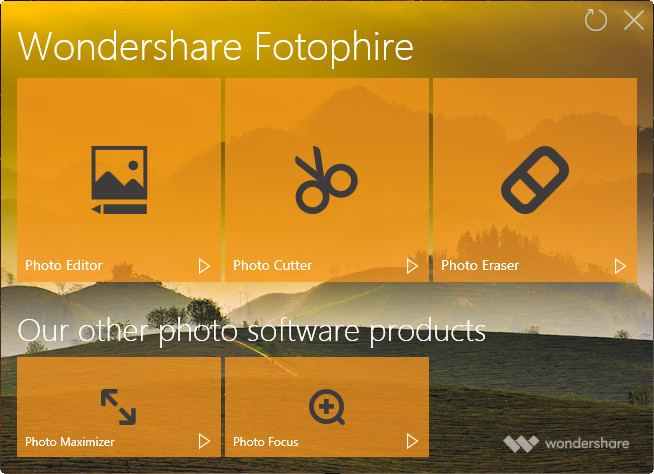 Helpful Photo Cropper and Editor Software & Apps - Fotophire Editing Toolkit