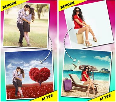 Photo Cutter and Background Changer - Auto Photo Background Changer on PC
