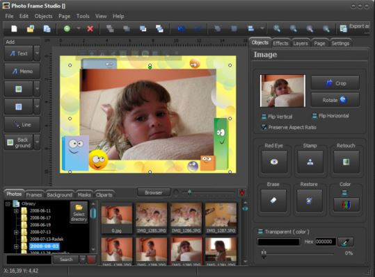 Photo Cutter and Background Changer - Photo Frame Studio