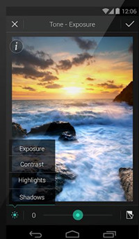 Photo Editor Apps for Android and iPhone - PhotoDirector