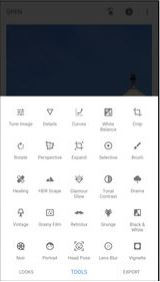 Photo Editor Apps for Android and iPhone - Snapseed