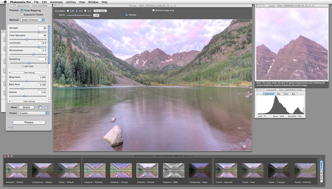 Photo Frame Editor Software and Apps - Photomatix Pro