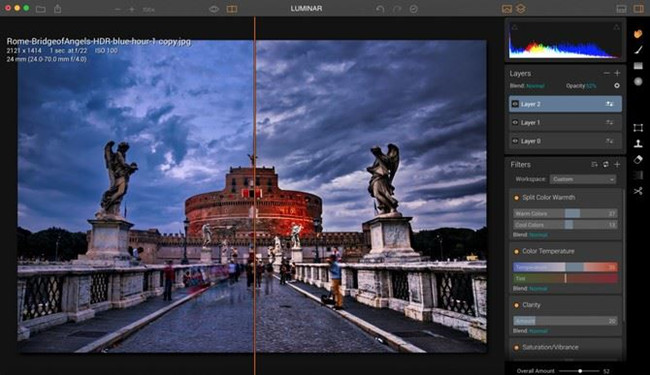 Photo Frame Editor Software and Apps - Skylum Luminar