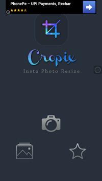 Photo Squarer Apps - Cropix: Inasta Photo Resizer