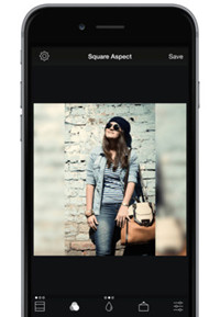 Photo Squarer Apps - Square Fit Photo Video Editor