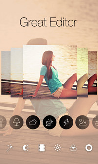 Photo Squarer Apps - Square Pic Photo Editor - Collage Maker Photo Effect