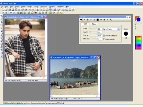 Professional Photo Editor Software - PhotoPos Pro