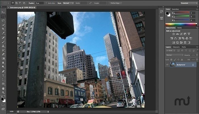 Real Photo Background Changer - Photoshop CC