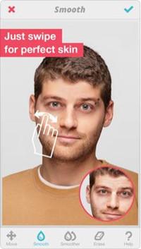 Most Helpful Selfie Background Changer - Facetune