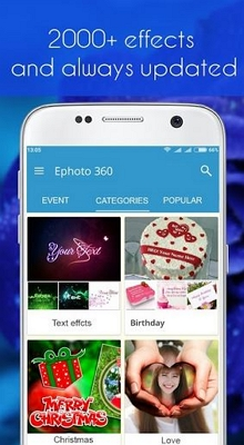 Photo Filter Apps – Ephoto 360 - Photo Effects