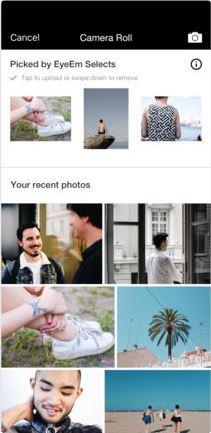 Photo Filter Apps - EyeEm a – Photo Filter Camera