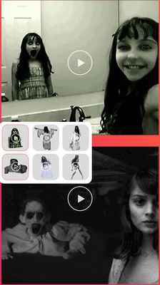 Photo Filter Apps - Ghost Lens AR Fun Video Editor