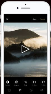 Photo Filter Apps - VSCO Cam