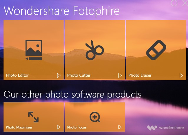 Photo Light Effects - Download and Install Fotophire Editing Toolkit