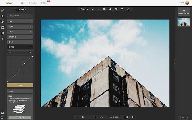 Photofunia Effects - Fotor