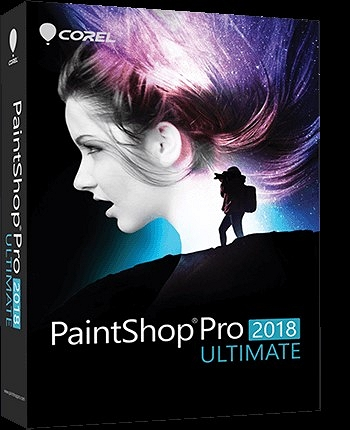 Color Effects Photo Editor - Corel Paintshop Pro 2018