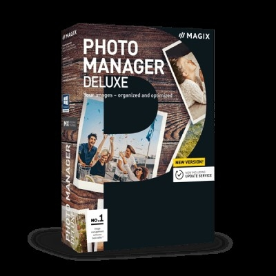 Color Effects Photo Editor - Magix Photo Manager Deluxe