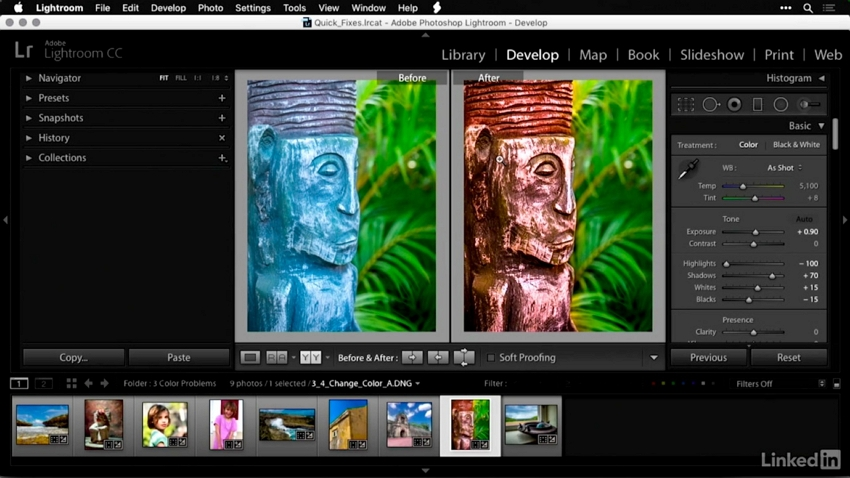 how to add effects in adobe photoshop