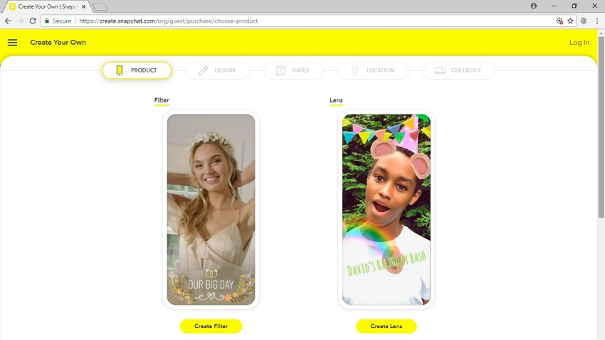Make Full Use of Snapchat Filters Online to Enhance Your Photos