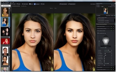 Photo Filters - Portrait Pro Studio Max
