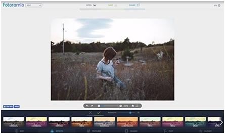 Photo Filters -  Fotoramio