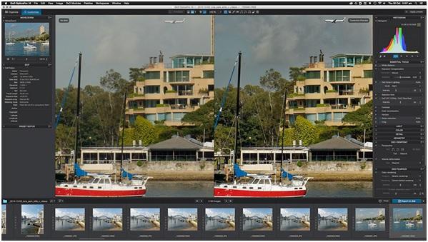 Photo Filters -  DxO Optics Pro 10